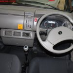 Tata Winger 15 seater dashboard