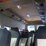 Tata Winger 15 seater interior