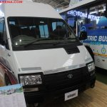 Tata Winger 15 seater right front three quarters