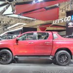 Toyota Hilux TRD profile at GIIAS 2017