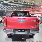 Toyota Hilux TRD rear at GIIAS 2017