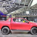 Toyota Hilux TRD right side at GIIAS 2017