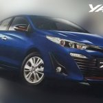 Toyota Yaris ATIV front three quarters right side leaked image