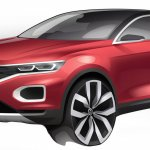 Volkswagen T-ROC latest picture