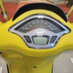Vespa Sprint Sport instrument cluster