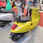 Vespa Sprint Sport rear right quarter