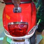 Vespa VXL 150 at Nepal Auto show rear
