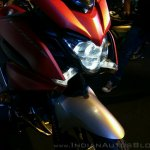 Yamaha Fazer 25 India launch red headlamp