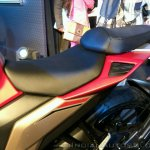 Yamaha Fazer 25 India launch red seats