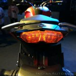 Yamaha Fazer 25 India launch red tail light