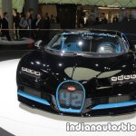 0-400-0 world record Bugatti Chiron at the IAA 2017