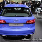 2017 Audi RS 3 Sportback rear at the IAA 2017