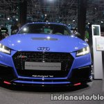 2017 Audi TT RS with Audi Sport Performance Parts front at the IAA 2017