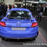 2017 Audi TT RS with Audi Sport Performance Parts rear at the IAA 2017