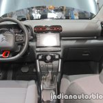 2017 Citroen C3 Aircross dashboard at IAA 2017