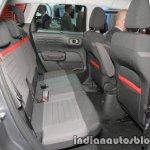 2017 Citroen C3 Aircross rear seat at IAA 2017