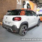 2017 Citroen C3 Aircross rear three quarters at IAA 2017