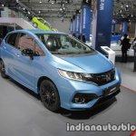 2017 Honda Jazz (facelift) at the IAA 2017