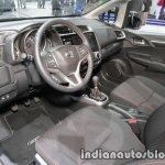 2017 Honda Jazz (facelift) dashboard at the IAA 2017