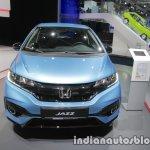2017 Honda Jazz (facelift) front at the IAA 2017