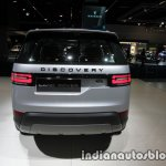 2017 Land Rover Discovery rear at the IAA 2017