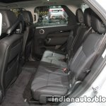 2017 Land Rover Discovery rear cabin at the IAA 2017