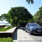 2017 Maruti S-Cross facelift front angle far