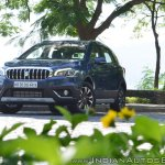 2017 Maruti S-Cross facelift front three quarters low