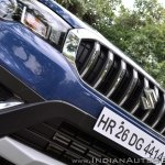 2017 Maruti S-Cross facelift grille