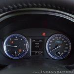 2017 Maruti S-Cross facelift instrument console