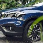 2017 Maruti S-Cross facelift left side nose
