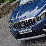 2017 Maruti S-Cross facelift nose