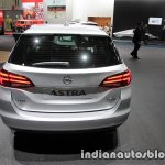 2017 Opel Astra Sports Tourer CNG rear at the IAA 2017