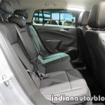 2017 Opel Astra Sports Tourer CNG rear seats at the IAA 2017