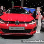 2017 VW Golf GTI Performance front at the IAA 2017