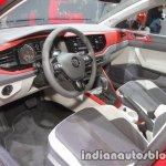 2017 VW Polo Beats Edition dashboard at IAA 2017