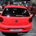 2017 VW Polo Beats Edition rear at IAA 2017