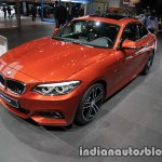 2018 BMW 2 Series Coupe (LCI) front three quarter at the IAA 2017