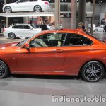 2018 BMW 2 Series Coupe (LCI) side at the IAA 2017