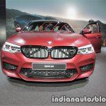 2018 BMW M5 First Edition front at the IAA 2017 - Live