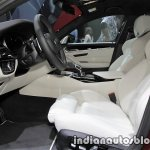 2018 BMW M5 First Edition front seats at the IAA 2017 - Live