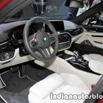 2018 BMW M5 First Edition interior at the IAA 2017 - Live