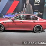 2018 BMW M5 First Edition left side at the IAA 2017 - Live