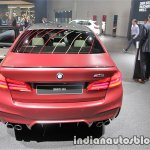 2018 BMW M5 First Edition rear at the IAA 2017 - Live