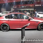 2018 BMW M5 First Edition right side at the IAA 2017 - Live