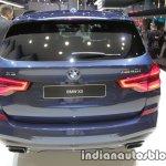 2018 BMW X3 rear at IAA 2017