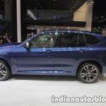 2018 BMW X3 side at IAA 2017