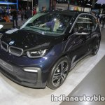 2018 BMW i3 front three quarters at IAA 2017