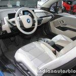 2018 BMW i3s interior dashboard at IAA 2017