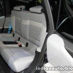 2018 BMW i3s rear seat at IAA 2017